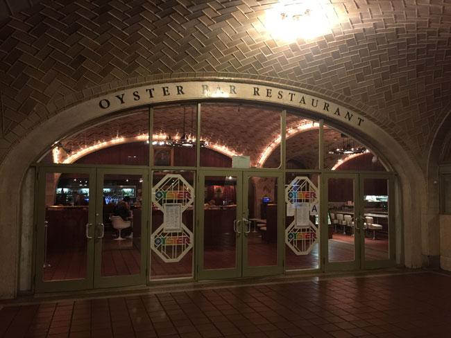 Grand Central Oister Bar