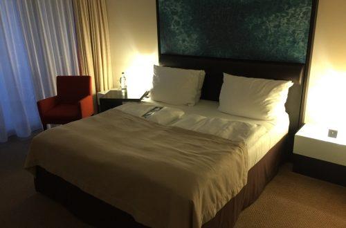 Godt hotel i Berlin