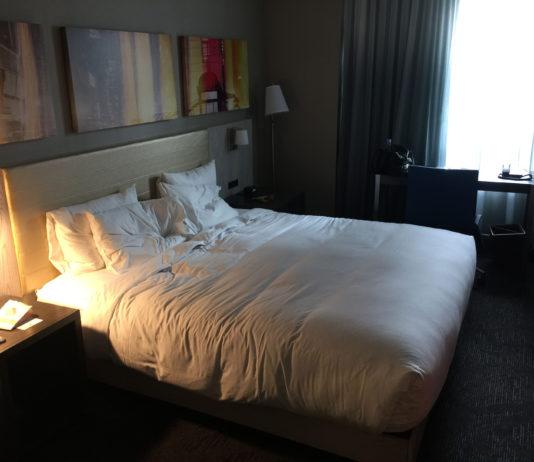 Godt hotel i New York