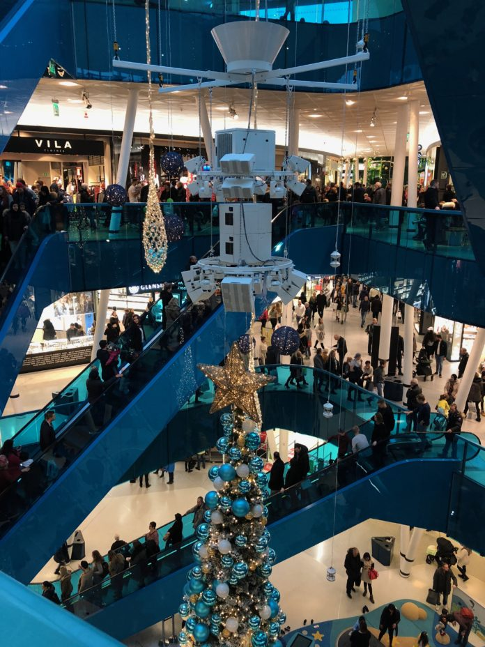 Shoppingcenter i Malmø