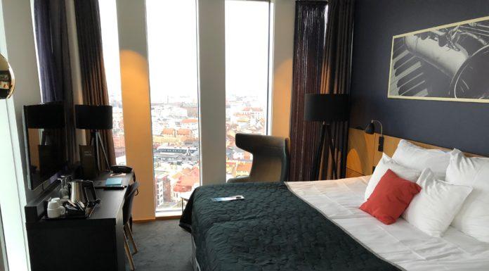 Godt hotel i Malmø