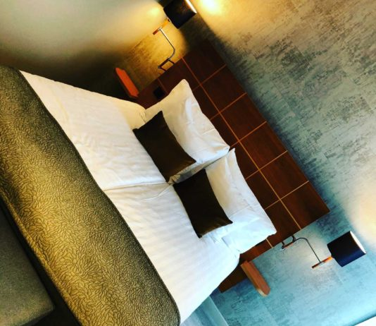 Godt Hotel i Helsinki