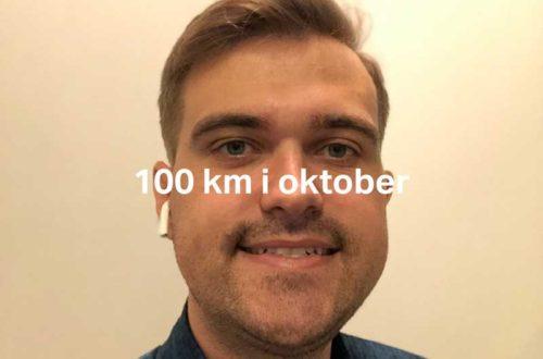 Løbeformen frem mod Änglamark Halvmarathon