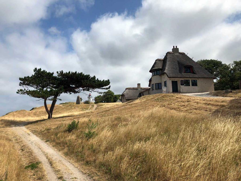 Knud Ramussens hus i Hundested