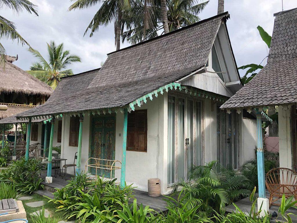 Villa hos Captain Coconuts - Gili Air