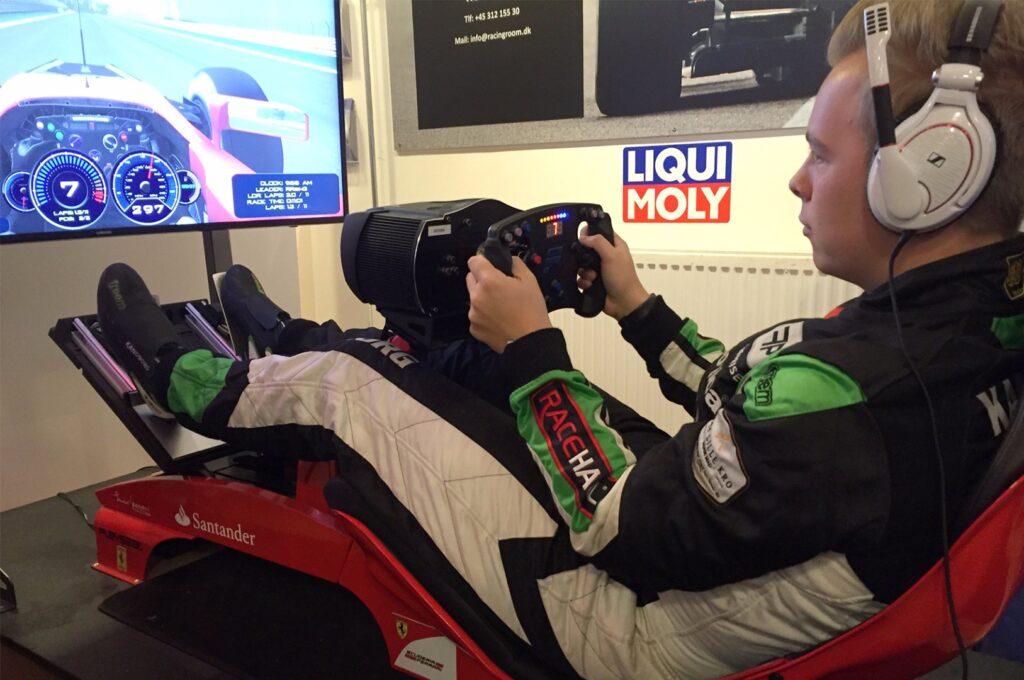 Formel 1 simulator - anderledes oplevelsesgave
